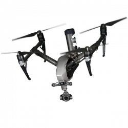 Kit parachute Safetech ST60X - DJI Inspire 2 - S3 DGAC