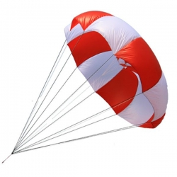 Rescue parachute - 4m2 / 43ft2