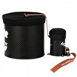 Kit parachute Safetech - ST160 + Parachute 15m2 - (masse ≤ 40kg)